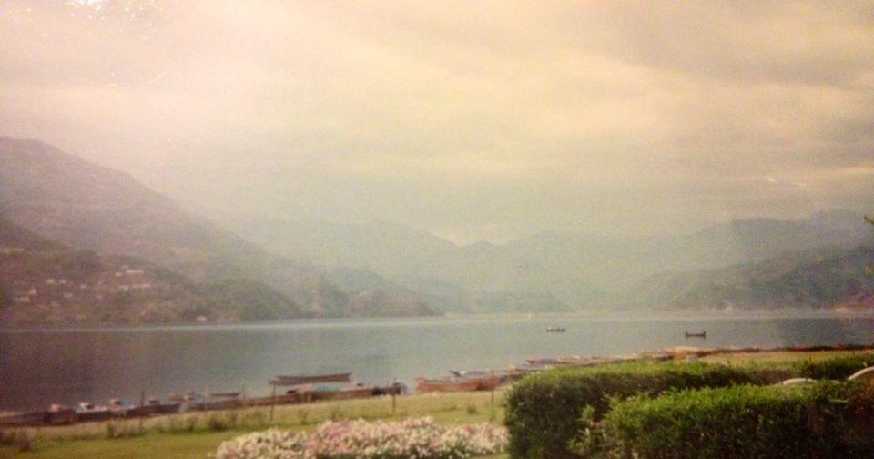 האגם של פוקרה רק מסתיר את המציאות הכואבת...