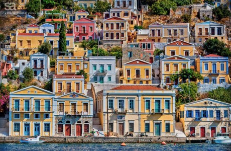 האי סימי- יוון