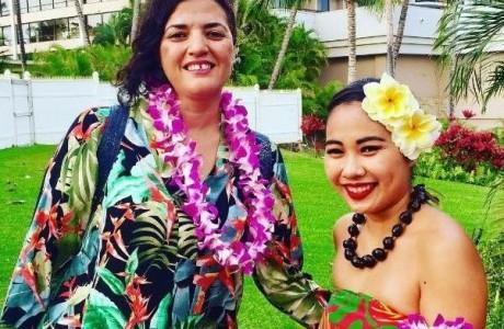 חופשה בהוואי