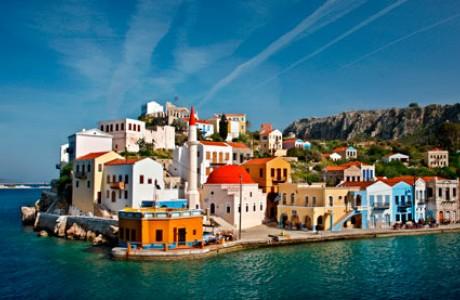 קסטלוריזו האי היפה ביוון
